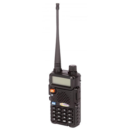 Daystar Handheld Two-Way GMRS Radio (KU73010BK) - TheYotaGarage
