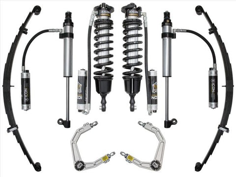 "ICON Vehicle Dynamics STAGE 1 3.0 SUSPENSION SYSTEM 1.63-3"" - 2007+ Toyota Tundra (K53165) - TheYotaGarage"