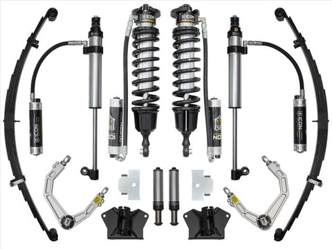 "ICON Vehicle Dynamics STAGE 2 3.0 SUSPENSION SYSTEM 1.63-3"" - 2007+ Toyota Tundra (K53166) - TheYotaGarage"