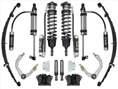 "ICON Vehicle Dynamics STAGE 3 3.0 SUSPENSION SYSTEM 1.63-3"" - 2007+ Toyota Tundra (K53167) - TheYotaGarage"