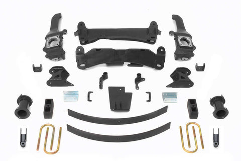"Fabtech 6"" Basic Lift Kit - 2016+ Toyota Tacoma (K7047) - TheYotaGarage"
