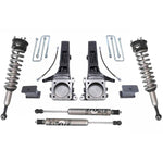 "MaxTrac Suspension 6.5"" Lift Kit w/Fox Shocks (2WD Only) - 2005+ Toyota Tacoma (K886864F) - TheYotaGarage"