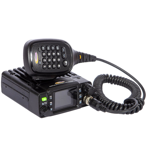 Daystar 25 Watt GMRS 2-Way Radio (KU73011BK) - TheYotaGarage