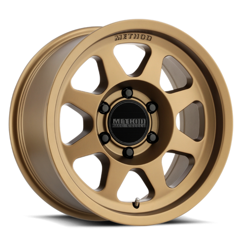Method 701 Trail Series Wheel | Bronze - Toyota 2016+ Tacoma/ 2014+ 4Runner - TheYotaGarage