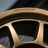 Method 702 Trail Series Wheel | Bronze - Toyota 2016+ Tacoma/ 2014+ 4Runner - TheYotaGarage