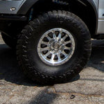 Method 304 Double Standard Wheel | Machined - Toyota 2016+ Tacoma/ 2014+ 4Runner - TheYotaGarage