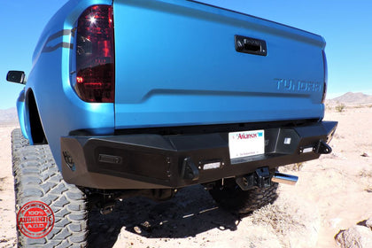 Addictive Desert Designs (ADD) HONEYBADGER Rear Bumper  2014+ Toyota Tundra (R747311340103) - TheYotaGarage