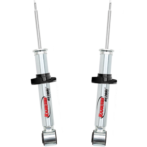 Rancho RS7000MT Series Front Shocks 2016+ Toyota Tacoma (RS7777) - TheYotaGarage