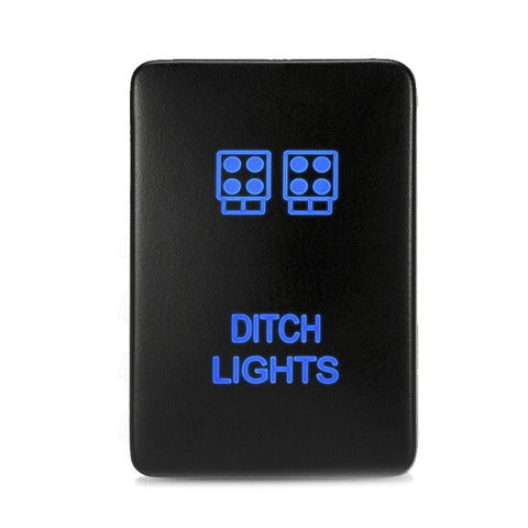Cali Raised Small Toyota OEM Style Ditch Lights Switch (CRSAH0002-1) - TheYotaGarage