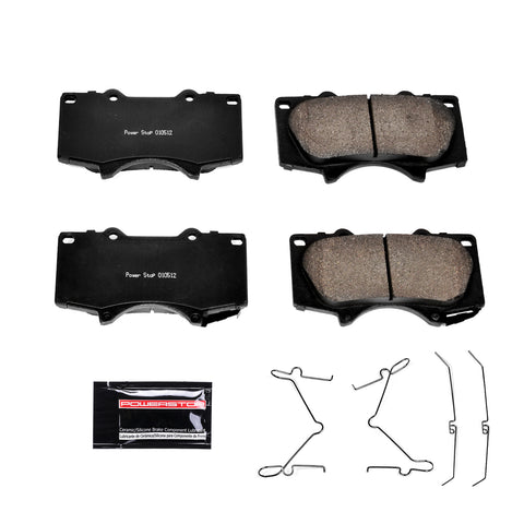 PowerStop Z23 Front Brake Pads 2014+ Toyota 4Runner (Z23-976) - TheYotaGarage