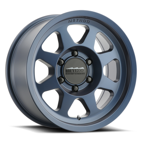 Method 701 Trail Series Wheel | Bahia Blue - Toyota Tacoma/4Runner (6x5.5 / 6X139.7) - TheYotaGarage
