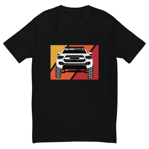 Tacoma Vintage TRD Style T-Shirt - TheYotaGarage