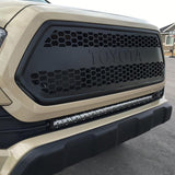 "Cali Raised 32"" Lower Bumper Flush Slim LED Light Bar Combo - 2016+ Toyota Tacoma - TheYotaGarage"