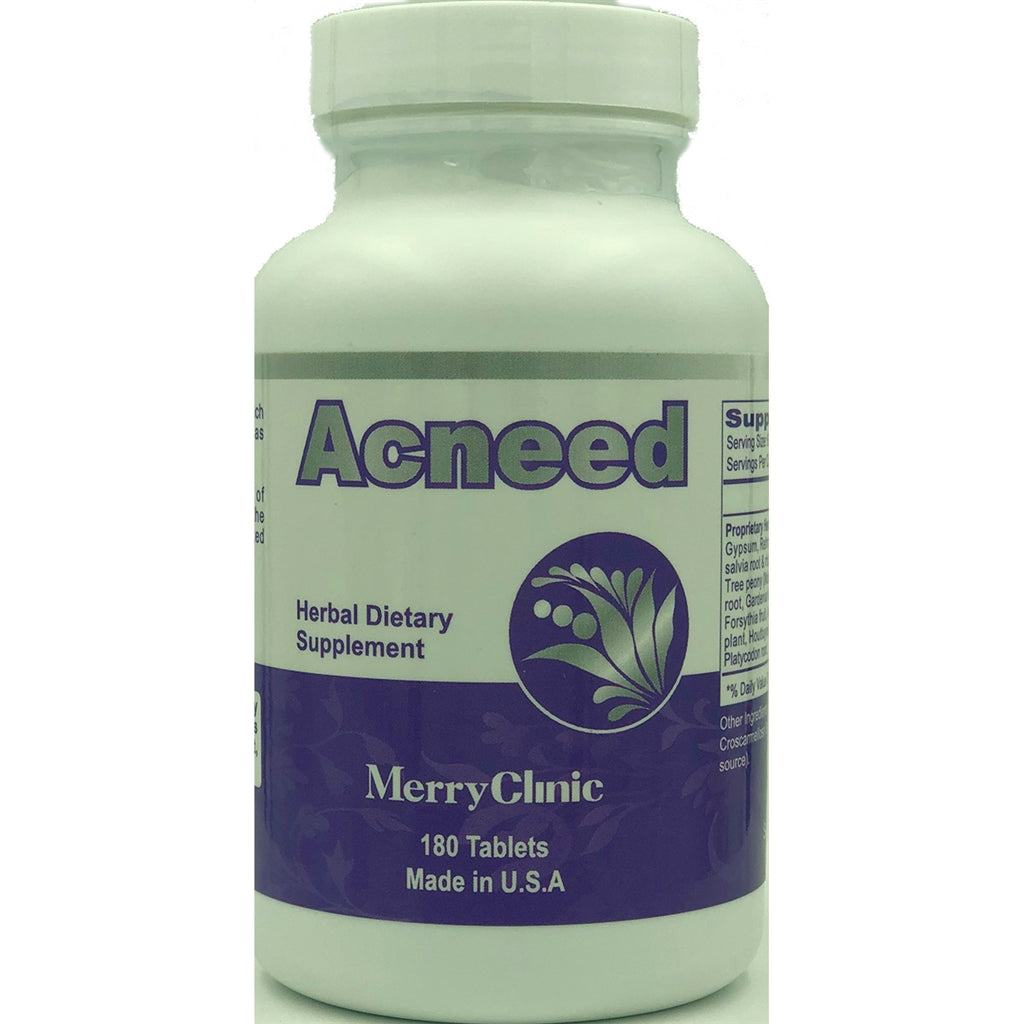 Acneed Tablet For Acne/Rosacea