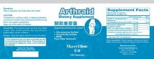 Arthraid capsules for Joint Health