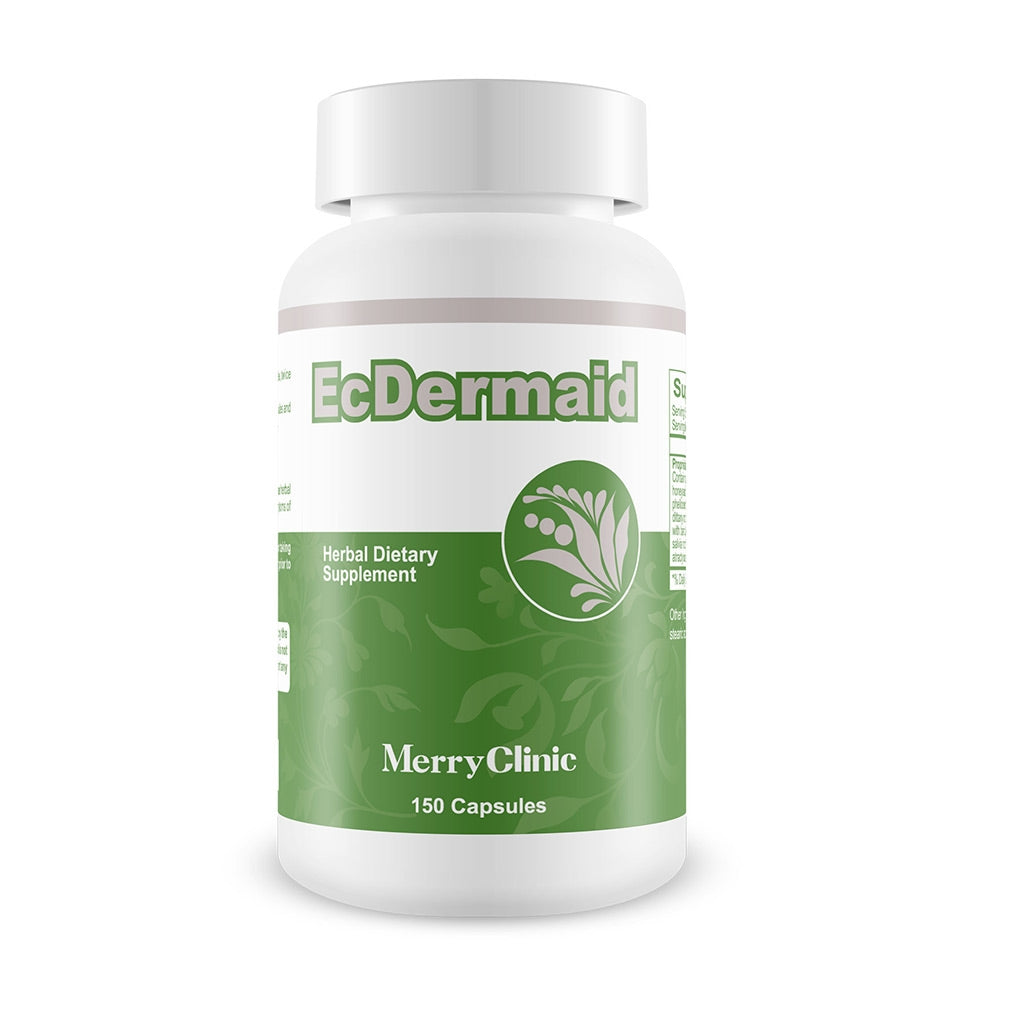 EcDermaid Capsules for Eczema and Dermatitis