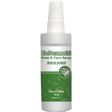 EcDermaid Herbal Body and Facial Spray
