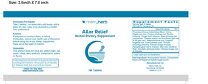 MerryHerb Allergy Relief Formula