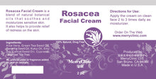 Load image into Gallery viewer, Rosacea Facial Cream