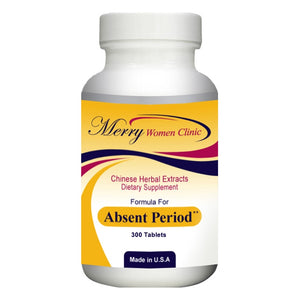 Absent Period Formula Tablets