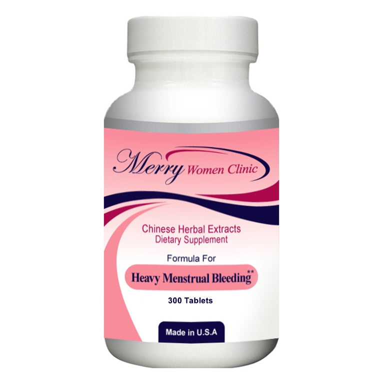 Heavy Menstrual Bleeding Formula Tablets