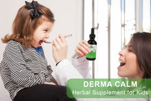 Load image into Gallery viewer, Kid's DermaCalm Syrup for Child Eczema -Berry Flavor