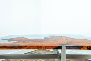 Resin Coffee Table