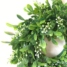 Load image into Gallery viewer, Adeeing Lifelike Artificial Wreath Flowers Door Hanging Wall Window Wedding Party Christmas Decor