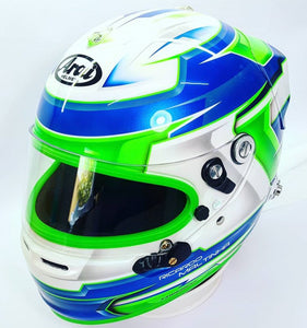 Helmet Painter Of The Month: May 2018