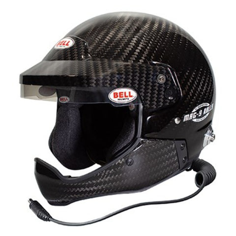 Bell MAG9 - rally carbon HCB