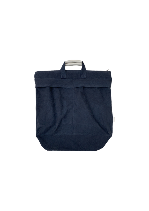 NAVY HELMET BAG