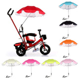 2018 New Baby Stroller Cover Parasol For Sun Rain Protection UV Rays Outdoor Umbrella Baby Stroller Accessories