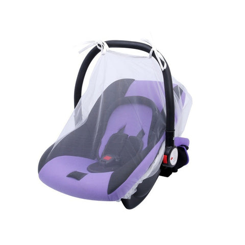2019 Baby Crib Seat Mosquito Net Newborn Toddler Infant Baby Stroller Netting Canopy Cover Pushchair Insect Net Safe Mesh Buggy