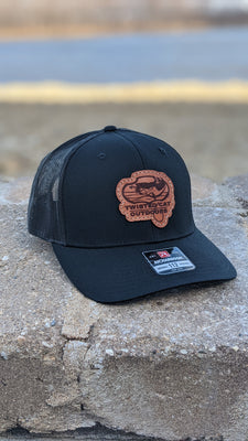 Twisted Cat Edition Snapback Black/Black