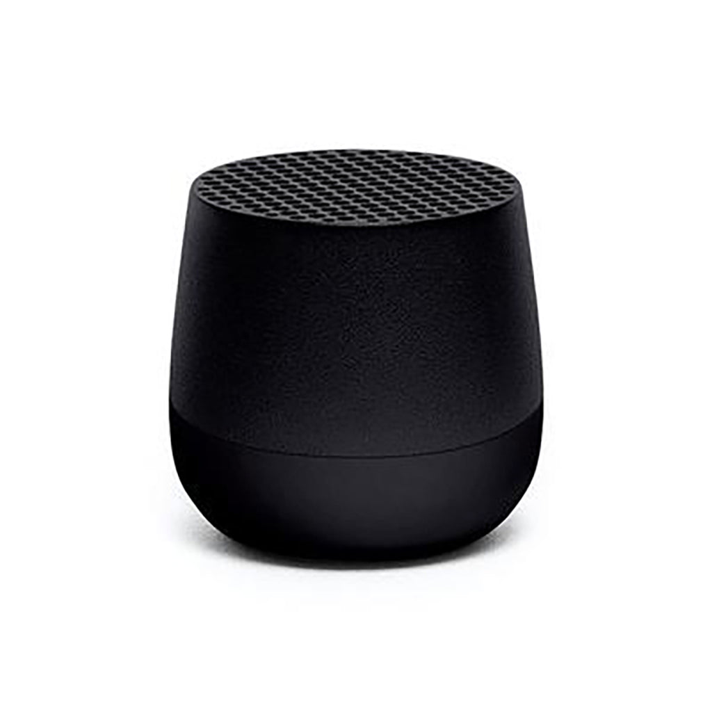 Lexon - Mino Bluetooth Speakers, Black