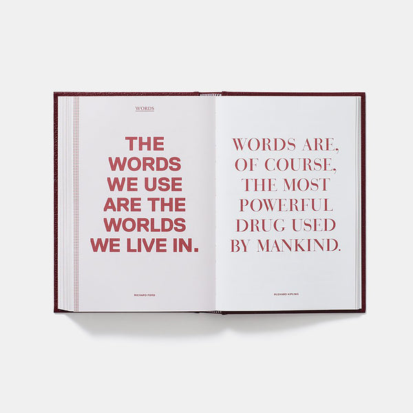 Everyday A Word Surprises Me - Phaidon Press