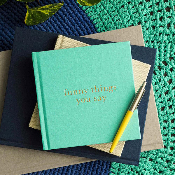 Write to Me - Funny Things You Say, Mint