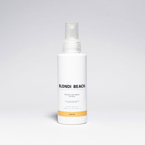 Blondi Beach - Sea Shells Salt Spray