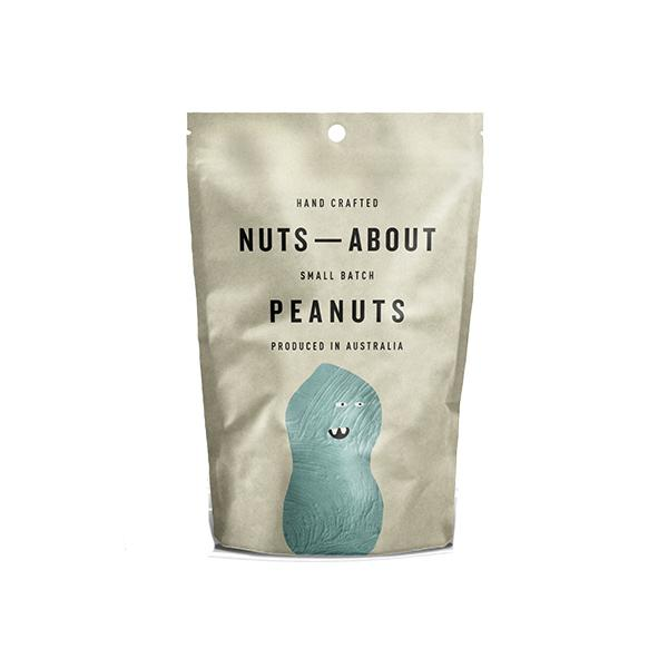 Nuts About - Peanuts, 50g