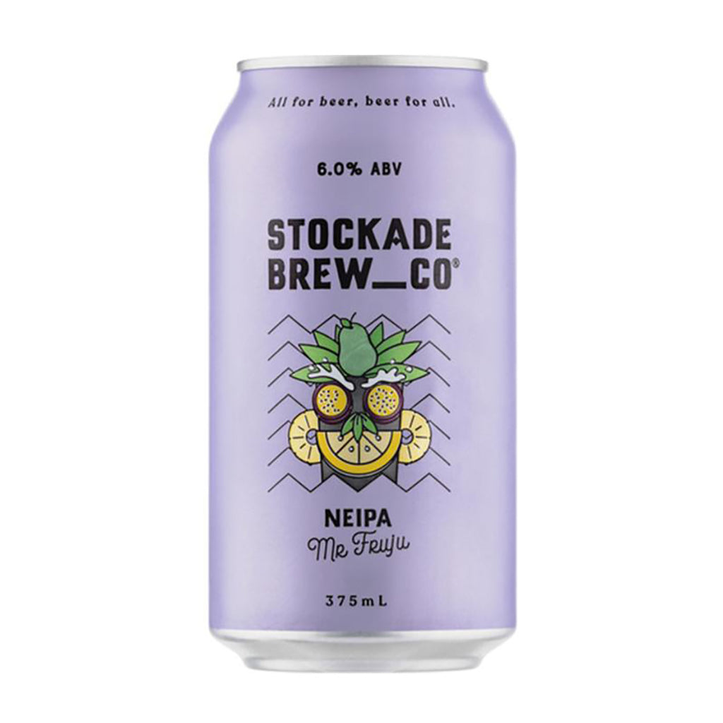 Stockade Brew Co - NEIPA Mr Fruju