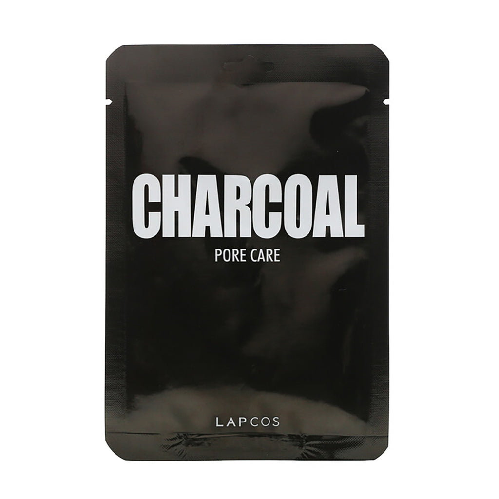 Lapcos - Daily Skin Mask, Charcoal