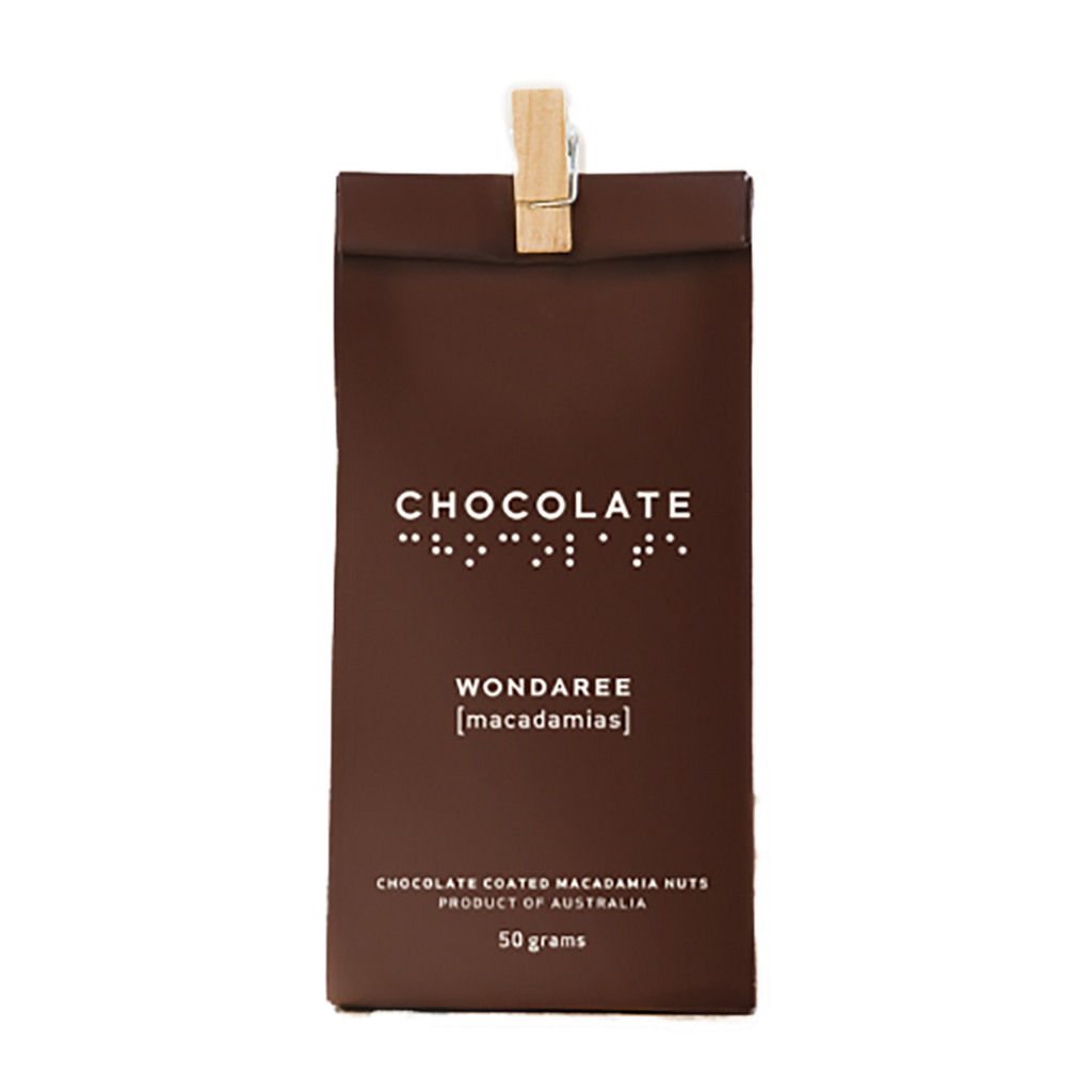 Wondaree Macadamias - Chocolate