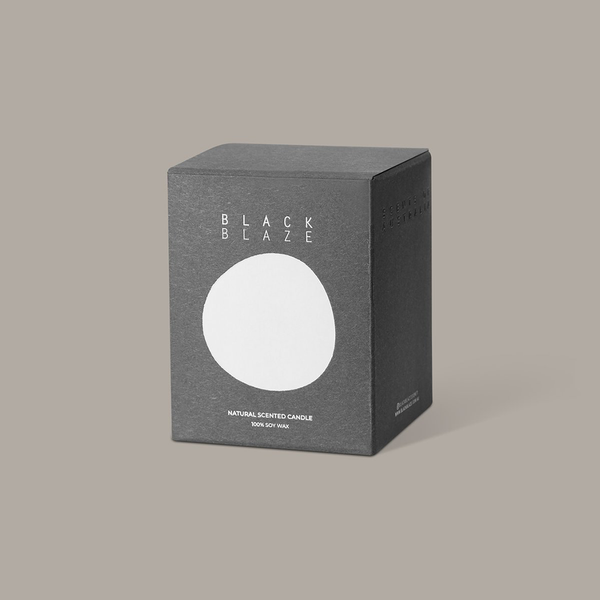 Black Blaze - Bush Walk Scented Candle