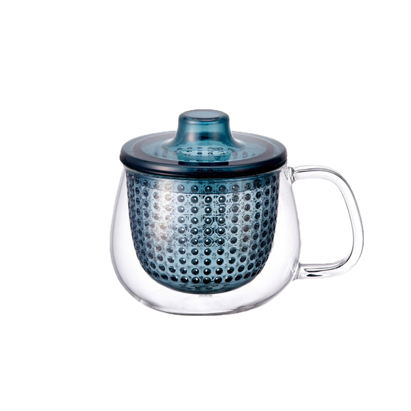 Kinto - Unitea Unimug with Infuser, Navy