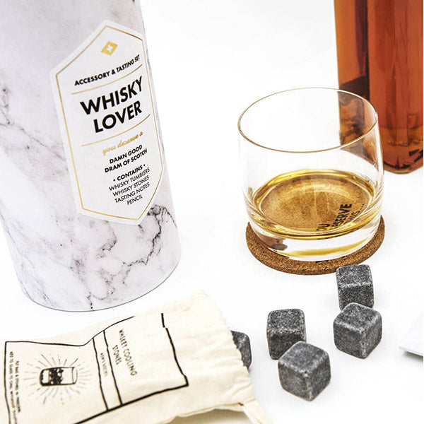 Men's Society - Whisky Lover, Accessory and Tasting Kit