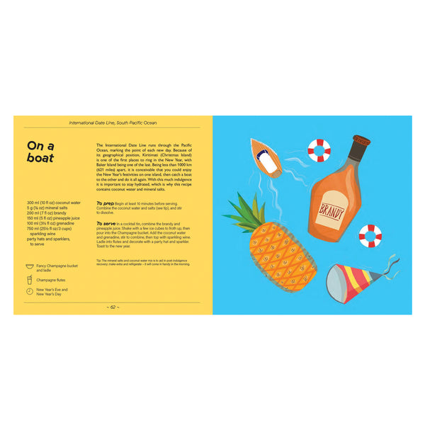 Punch, Drinks to Make Friends With - Cocktail Book