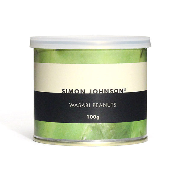 Simon Johnson - Wasabi Peanuts, 100g