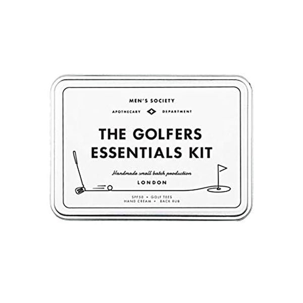 Men's Society - Golfers Essentials Kit