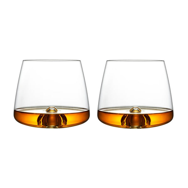 Normann Copenhagen - Whiskey Glasses, Set of 2