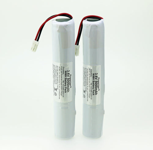 Entek 1500 / 1250 Analyzer Replacement Batteries